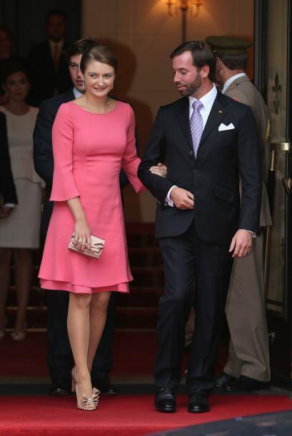 La boda del príncipe Félix de Luxemburgo 73aca255f9014be1aaed29ffb0a7efd...
