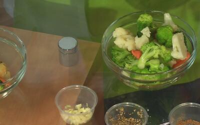 Ideas para hacer recetas saludables con la comida que queda de la cena d...