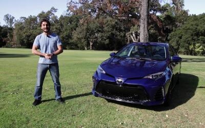 Toyota Corolla 2017 - Prueba A Bordo Completa