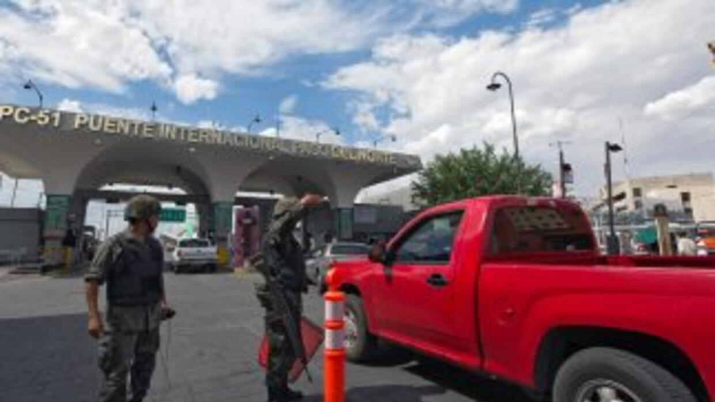 El gobierno mexicano recomendó a los connacinales que visiten en país en...