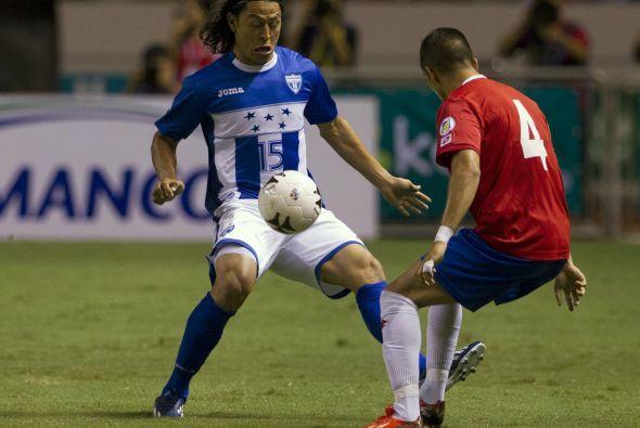 Costa Rica le cumplió a su afición en el estadio Nacional de San José al...