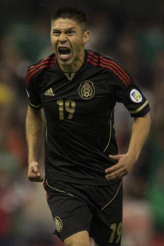 Oribe Peralta.- El delanero con más talento del fútbol mexicano en la ac...