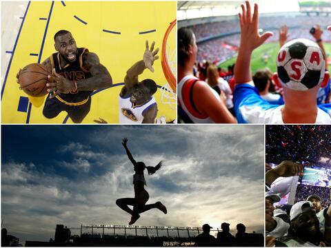 Fotos curiosas del deporte
