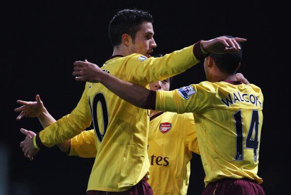 Arsenal goleó al West Ham 3 a 0. Jugó bien, dominó...