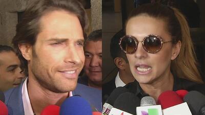 Sebastián Rulli y Cecilia Galliano se enfrentaron en las tribunales y sa...
