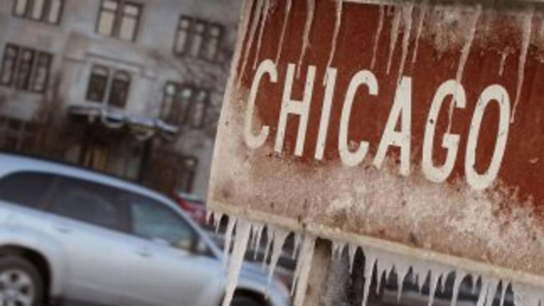 Temperaturas gélidas rompen records. Los -4 grados F (-20 C) del vierne...