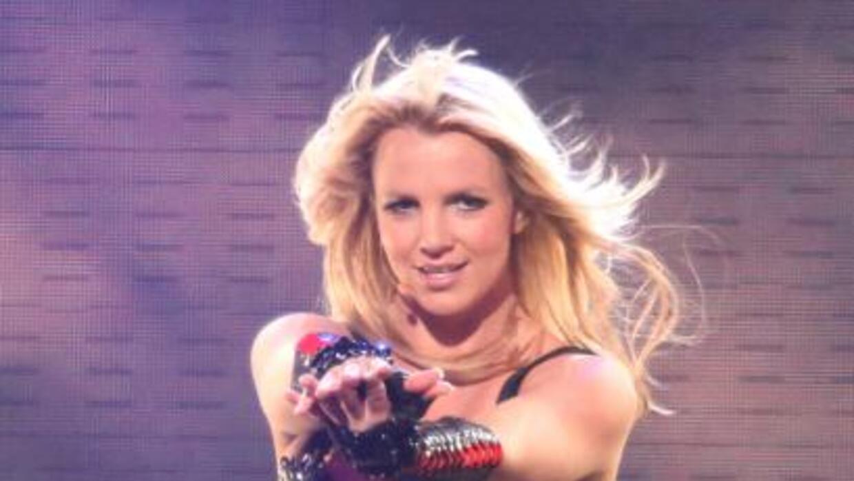 Britney Spears en Las Vegas