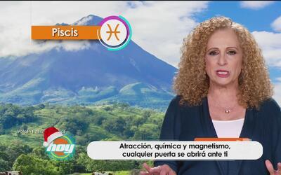 Mizada Piscis 08 de diciembre de 2016