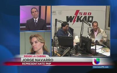 Jorge Navarro arremete contra libreta de Carmen Yulín en San Juan