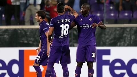 Carlos Salcedo, Fiorentina