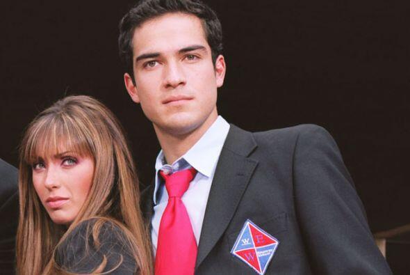 """Su gran éxito fue """"Rebelde"""", producida por Pedro Damián en el 2004, en l..."""