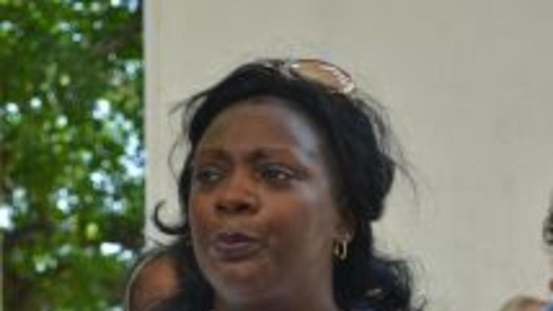 La líder de las opositoras Damas de Blanco de Cuba, Berta Soler.