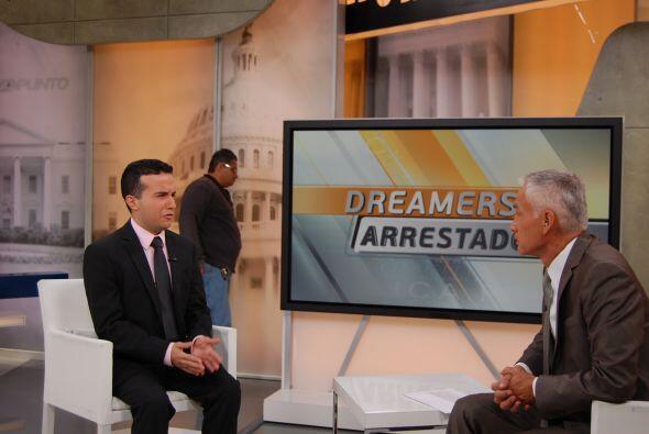 Es director de Comunicaciones DreamActivist.org