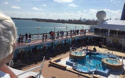 Zarpa crucero de Florida a Cuba