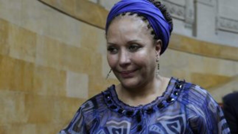La ex senadora Piedad Córdoba afirmó que se espera que el fin de semana...