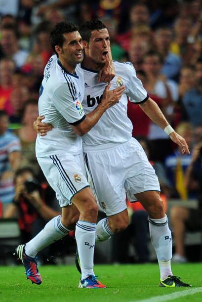 El astro portugués gritó el gol luego de que todos esperaban que fueran...