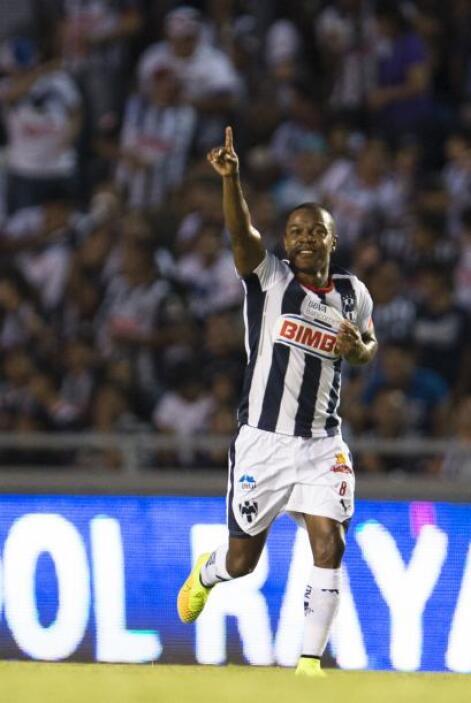 El mejor gol de la semana: Dorlan Pabón. Al jugador de Rayados parece qu...