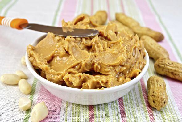 3. Dip de yogur y mantequilla de cacahuate La tía Carmen nos revela cómo...