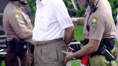 """Portavoz de la policía de Miami-Dade: """"No vamos a tomar el trabajo de Mi..."""