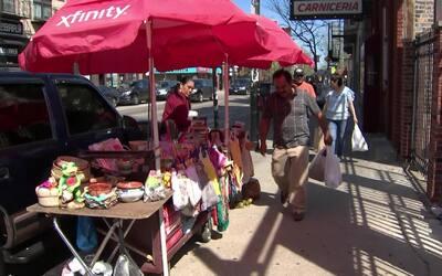 La comunidad hispana y su impacto en la economía en Pilsen