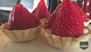 Prepara una tarta de frutas naturales