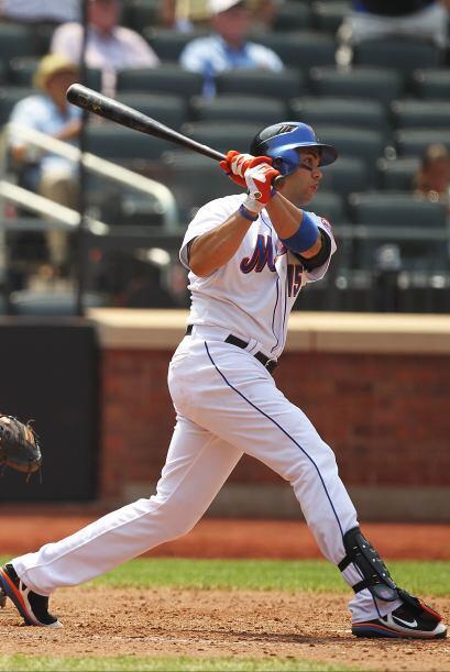 1. Carlos Beltrán. Mets de Nueva York. El jardinero puertorrique&...