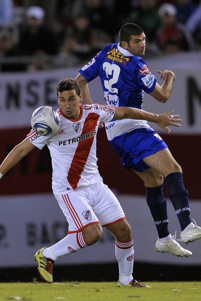 La derrota impidió que River Plate alcanzara el liderato del torneo Clau...