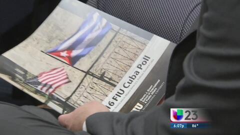 Encuesta revela opinión de la comunidad cubana en Miami-Dade