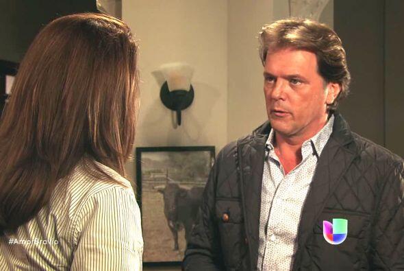 Mariano necesitaba hablar con Camila sobre lo sucedido con su mamá y su...