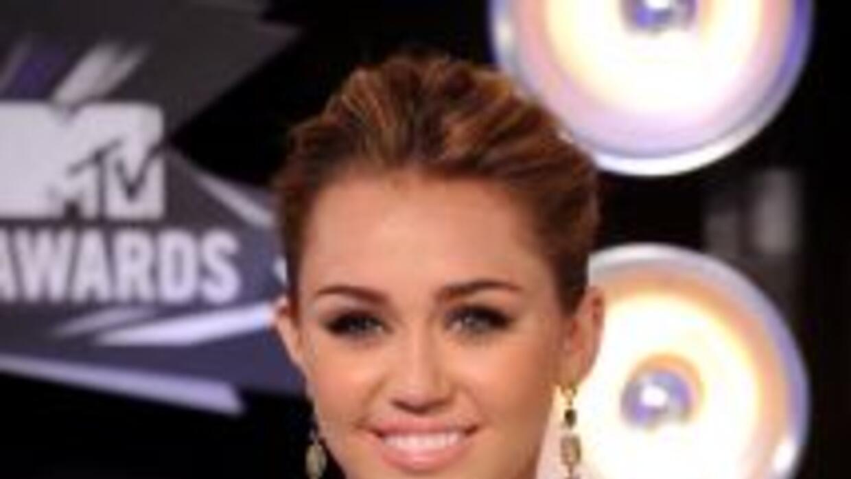 La que fuera estrella de Hannah Montana estaba encantada con la celebrac...