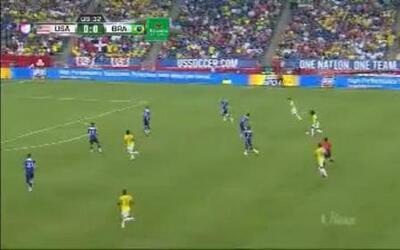 Highlights:Brasil at USA on September 8, 2015