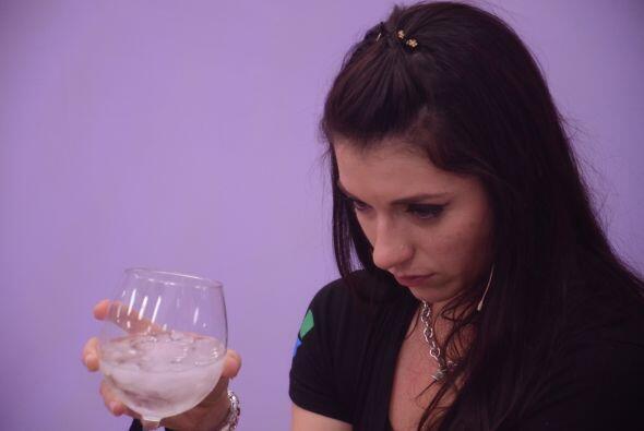 Laura le dijo que no escapará de sus sueños y es que la participante que...