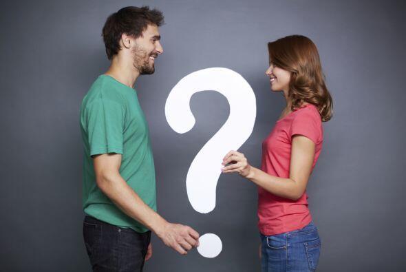 Sentir incertidumbre sobre cómo será convivir con una persona de tiempo...