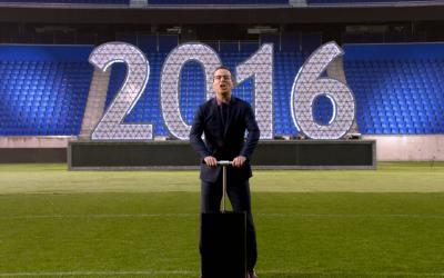 John Oliver 2016 Red Bull Arena