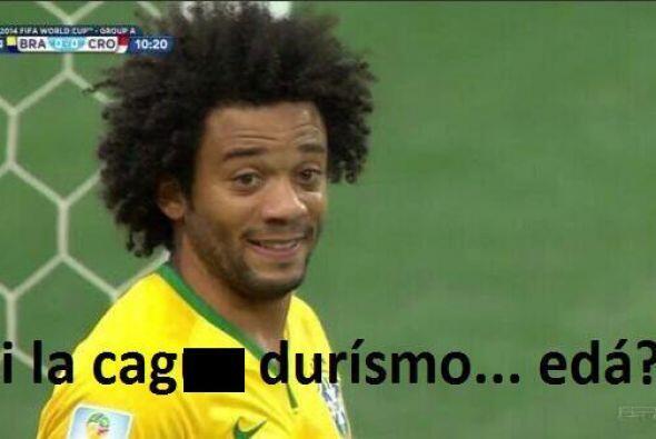 Sí, la verdad sí... Qué feo autogol. Todo sobre el Mundial de Brasil 2014.
