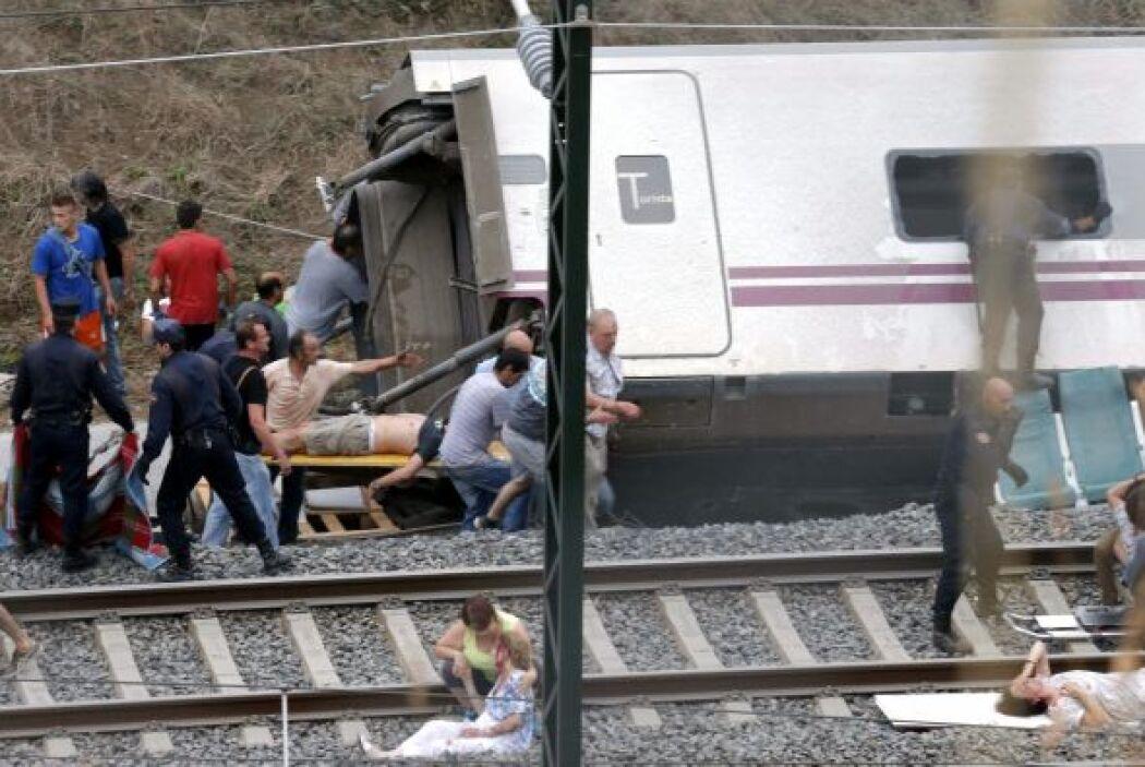 Diversos medios locales han reportado que habría por lo  menos 78 muertos.