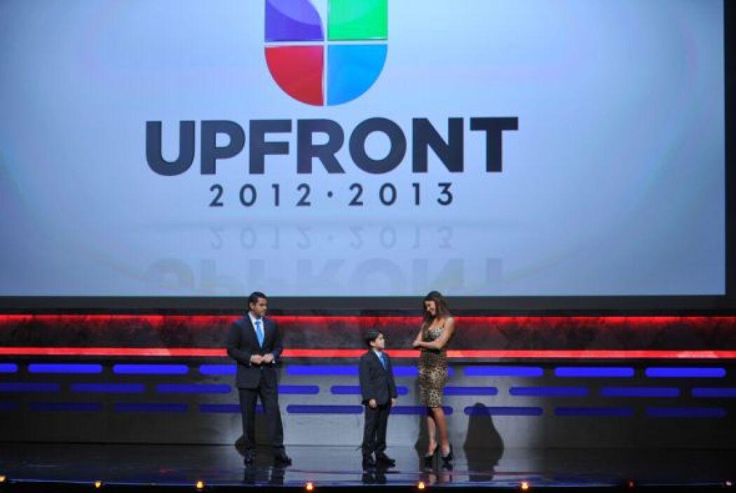 También lo hizo con el Presidente de Univision, César Conde, y su versió...