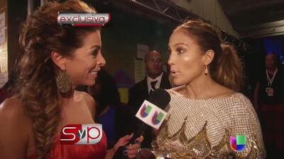 Exclusiva: Jennifer López habló sólo con Sal y Pimienta después de su ac...