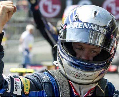 GP de BRASIL, 7 de noviembreSebastian Vettel ganó el Gran Premio...