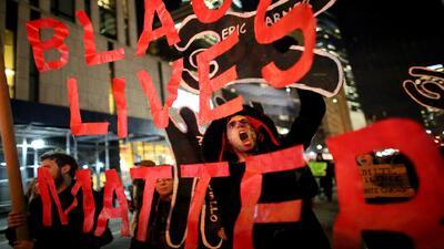 Brown y Garner encienden las protestas en Washington D.C. y Chicago