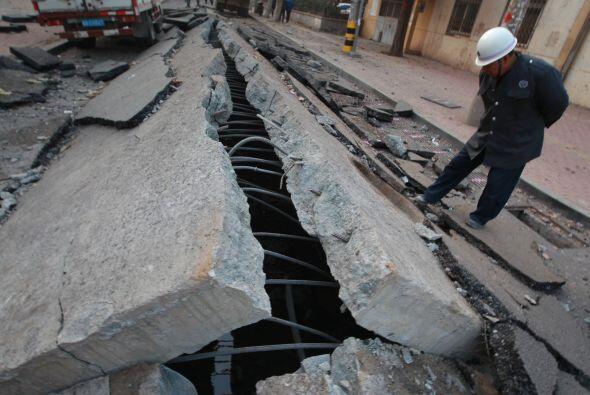 Los accidentes industriales son frecuentes en China, a menudo porque no...