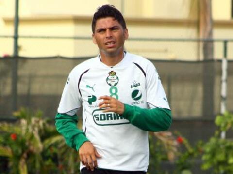 Carlos Adrián Morales quedó a deber la temporada pasada, a...