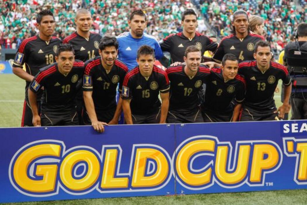 Precisamente México fue la gran decepción de esta Copa Oro. A pesar de s...