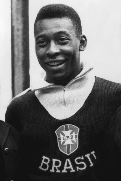 En Viña del Mar, junio de 1962, previo al inicio del Mundial de C...