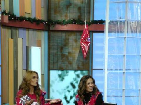 La ex Miss Universo puertorriqueña eligió la casita de Des...