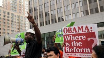 Millones de indocumentados en Estados Unidos claman al gobierno de Obama...