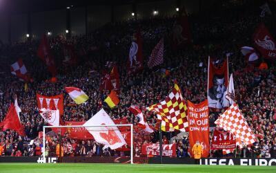 Aficionados Liverpool
