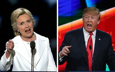 Hillary Clinton y Donald Trump medirán fuerzas en Nueva York en e...