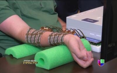 Paciente cuadrapléjico logra mover sus dedos y manos