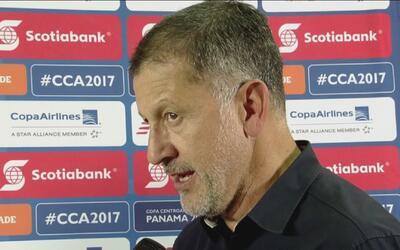 Osorio está en Panamá espiando a los futuros rivales de México en el Hex...
